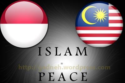 Peace Indonesia - Malaysia